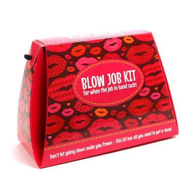 Blow Job Kit (case qty: 12)