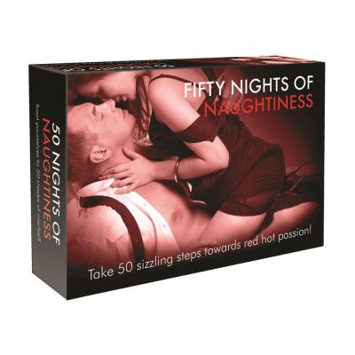 Fifty Nights of Naughtiness Couples Collection (case qty: 12)