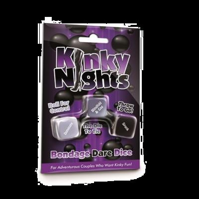 Kinky Night Dare Dice (case qty: 24)