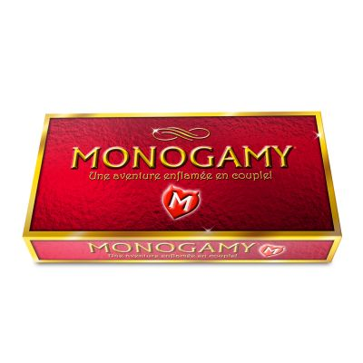 Monogamy - A Hot Affair with your Partner - French (case qty: 6)