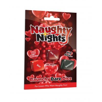 Naughty Nights Dice (case qty: 24)