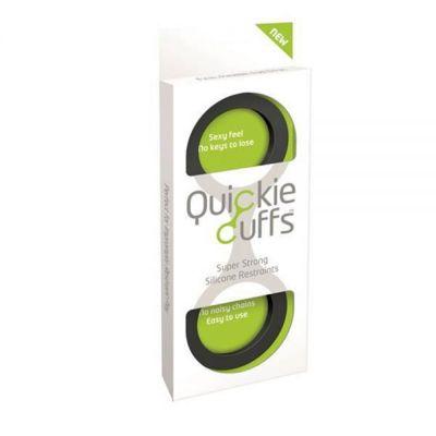 Quickie Cuffs Black (Large) (case qty: 12)