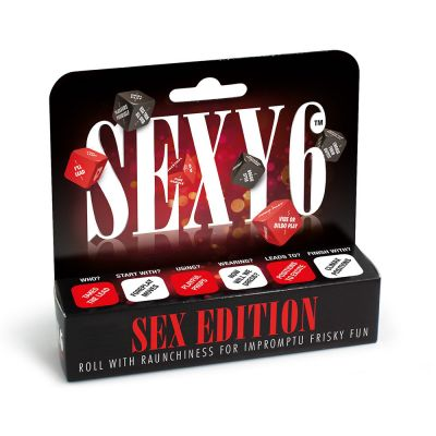 Sexy 6 - Sex Edition (case qty: 10)