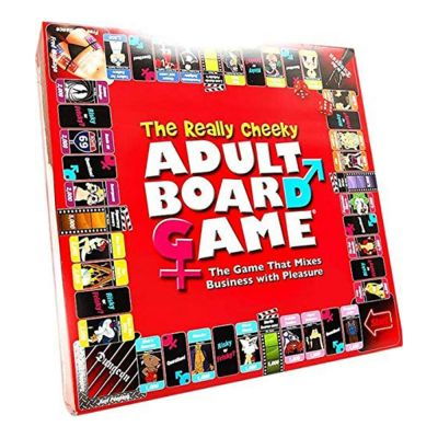 The Really Cheeky Board Game (case qty: 6)