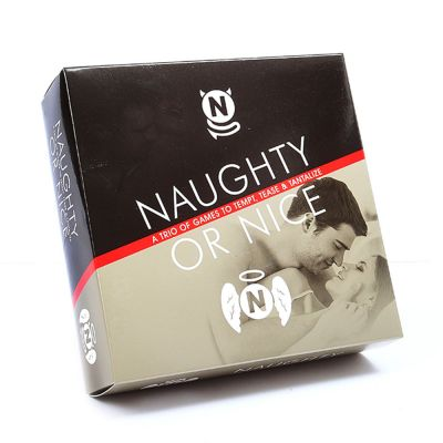 Naughty or Nice (case qty: 12)